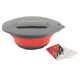 Outwell Collaps with Grater grigio/rosso